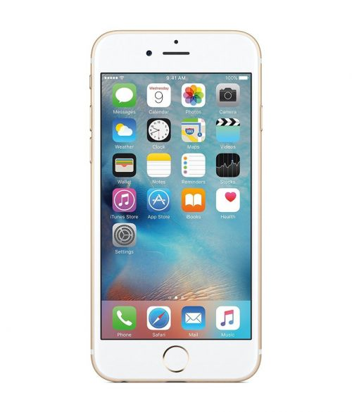 Apple iPhone 6s On Finance-32gb silver