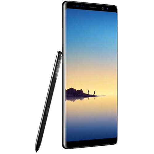 Samsung Galaxy Note 8 Mobile Finance