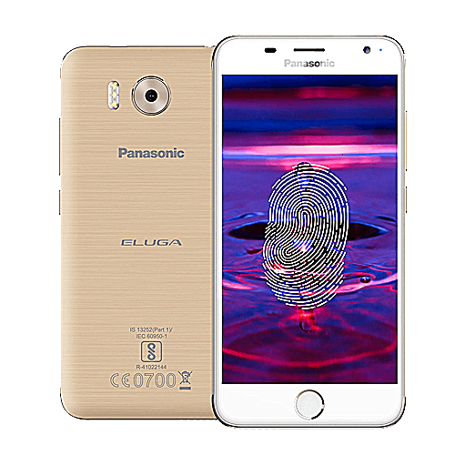 Panasonic Eluga Prim on EMI