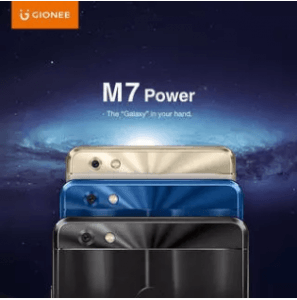 gionee m7 on emi