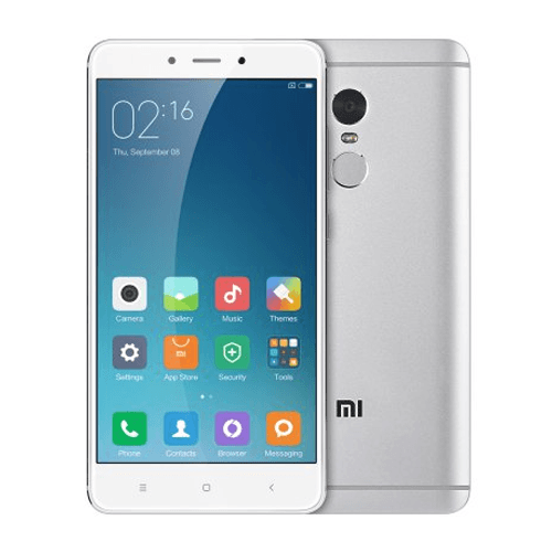 Redmi Note 4 Mobile Finance