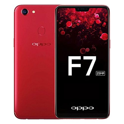 Oppo F7 (6gb, 128gb) On EMI
