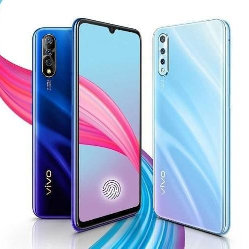 Vivo S1 Mobile Price In India-blue 4gb