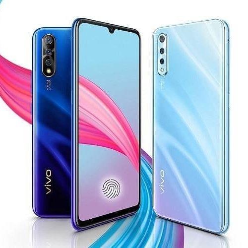 Vivo S1 Mobile Price In India-blue 4gb