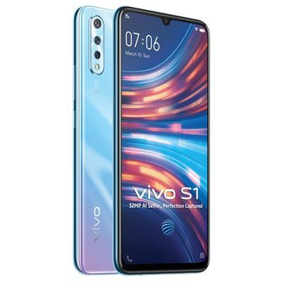Vivo S1 Mobile Price In India-blue 6gb