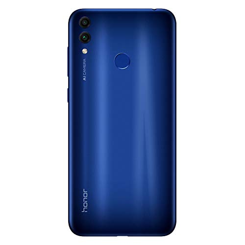 Honor 8C Mobile Finance- blue 4gb 64gb