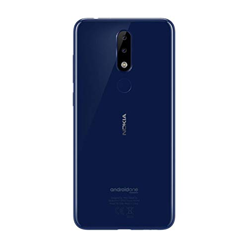 Nokia 5.1 3gb 32gb blue mobile On Finance