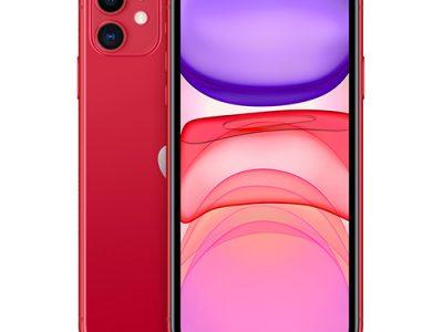 Apple iPhone 11 red 64gb On EMI